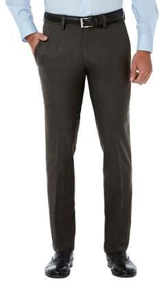 "Haggar Slim Fit Flat Front Pants - 29-34\"" Inseam"
