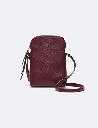 Draper James Leather Phone Crossbody