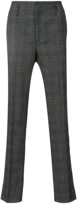 Maison Margiela check tailored trousers