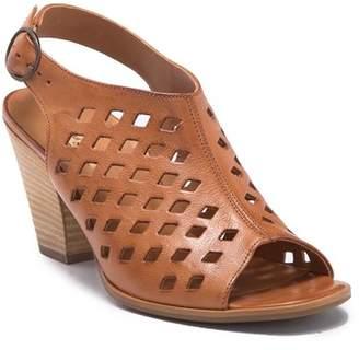 Paul Green Diamond Perforated Sandal
