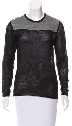 IRO Mesh Knit Sweater