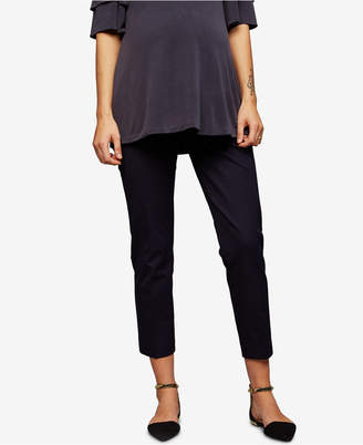 A Pea in the Pod Maternity Cropped Pants