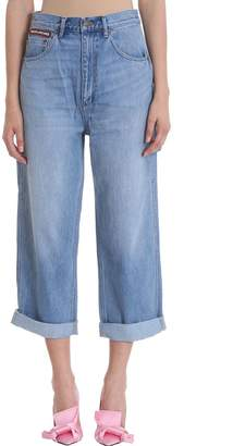 Marc Jacobs Blu Vintage Denim Jeans