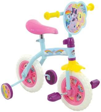 My Little Pony 2in1 10 inch Training Bike