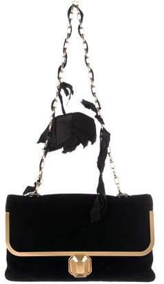 Lanvin Velvet Happy Bag