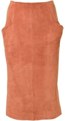 Brock Collection 'Leure' skirt