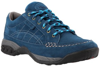 Therafit Suede Oxford Shoes - Erika