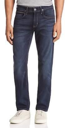 Hudson Byron Straight Fit Jeans in Newburyport
