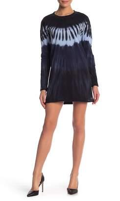 Young Fabulous & Broke InfinityTie-Dye Mini Dress