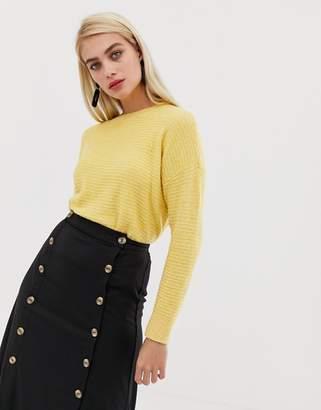 Vero Moda Texture Stripe Sweater