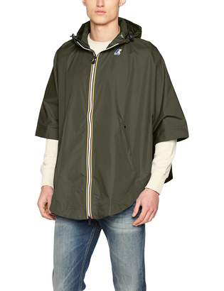 K-Way Women's Water Resistant Le VRAI 3.0 Morgan Poncho