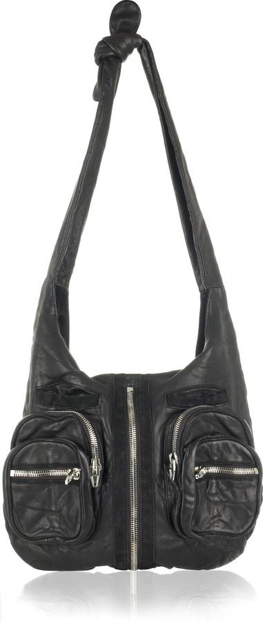 Alexander Wang Donna leather hobo bag