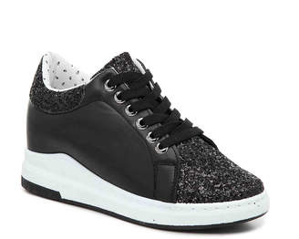 Wild Diva Lounge Cool Wedge Sneaker - Women's