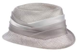 Giorgio Armani Woven Straw Hat