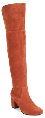 Women's Sole Society Leandra Over The Knee Boot $149.95 thestylecure.com