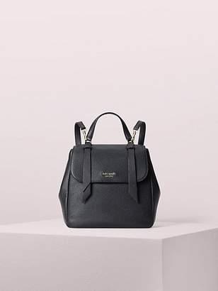 Kate Spade Lake Medium Convertible Backpack, Black