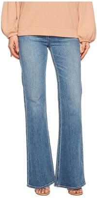 Vince Wide Leg Flare Jeans in Santa Fe Women's Jeans