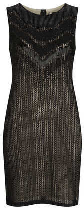 Topshop **limited Edition Lace Bead Dress