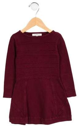 Caramel Baby & Child Girls' A-Line Sweater Dress