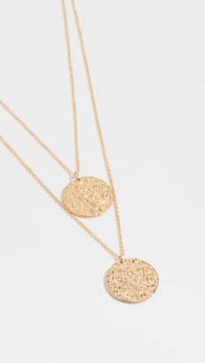 Gorjana Faye Layer Set Necklace