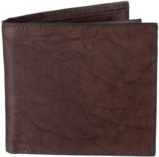 Croft & Barrow Men's Extra-Capacity Hipster Wallet