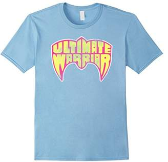 WWE Vintage Ultimate Warrior Mask Logo T-Shirt