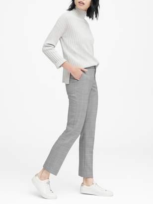 Banana Republic Ryan Slim Straight-Fit Washable-Wool Blend Pant