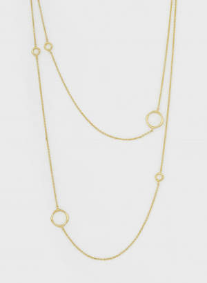 Gorjana Quinn Delicate Wrap Necklace