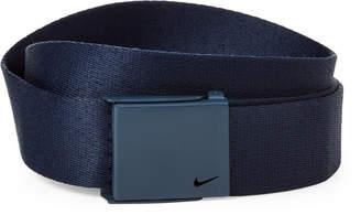 Nike Blue Single Web Belt