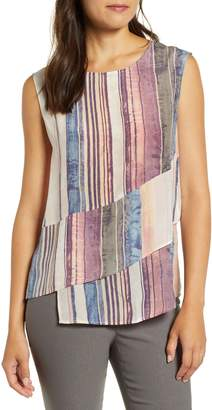 Nic+Zoe Fall Sunset Tank