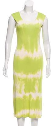 Celine Sleeveless Maxi Dress