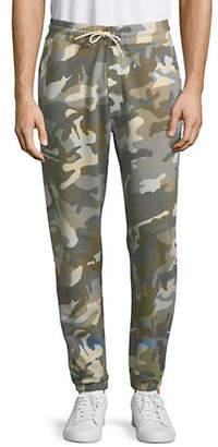 Wesc Baker Camo Print Pants