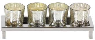 GwG Outlet Stainless Steel Glass Votive Holder