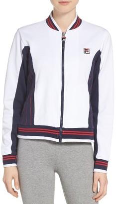 Women's Fila Settanta Ii Jacket $95 thestylecure.com