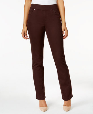 Style & Co Pull-On Slim-Leg Jeans, Only at Macy's $49 thestylecure.com