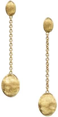 Marco Bicego Siviglia Collection Gold Drop Earrings