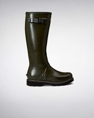 Hunter women's balmoral poly-lined wellington boots
