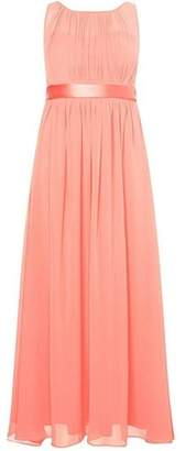 520fd40ed55 Womens   Showcase Curve Coral  Natalie  Maxi Dress