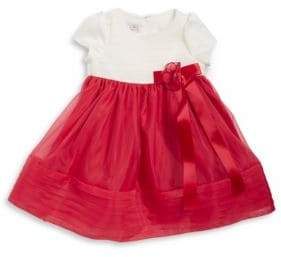 My Princess Wear Little Girls' Two-Toned Party Dress