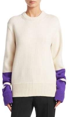 Calvin Klein Chunky Wool Sweater