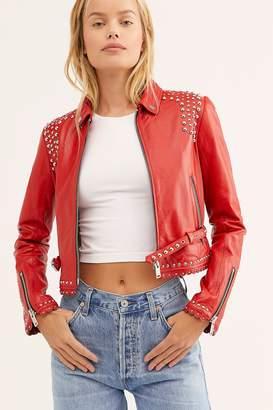 Doma Meg Leather Jacket