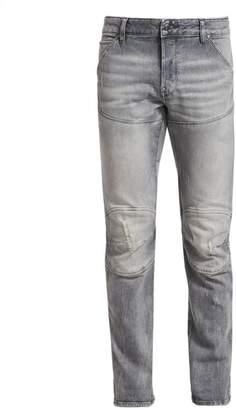 G Star Raw Distressed Slim-FIt Jeans