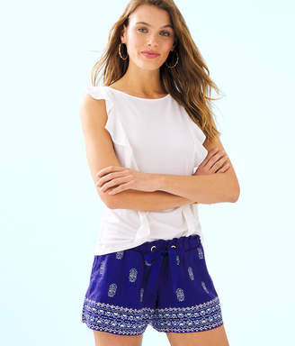 """Lilly Pulitzer 5"""" Arey Short"""