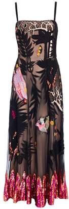Temperley London Opera Strappy Dress