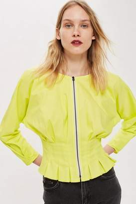 Topshop **Pleated Waist Top by Boutique