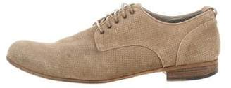 Marc Jacobs Suede Derby Shoes