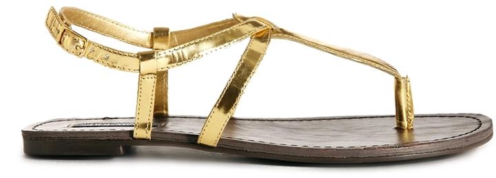 Shoemint Ally Flat Sandals