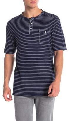 Tommy Bahama Wakulla Springs Stripe Henley Pullover