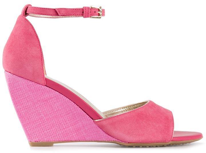 Hogan wedge sandal