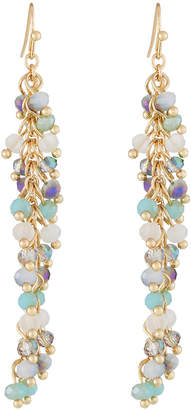 Emily and Ashley Greenbeads By Mint Beaded Dangle Earrings